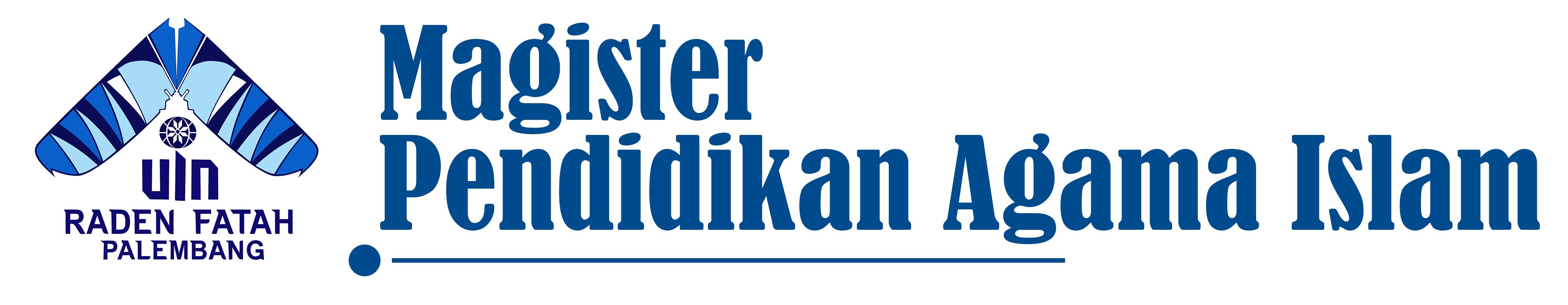 Magister Pendidikan Agama Islam